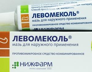 Препарат Левомеколь